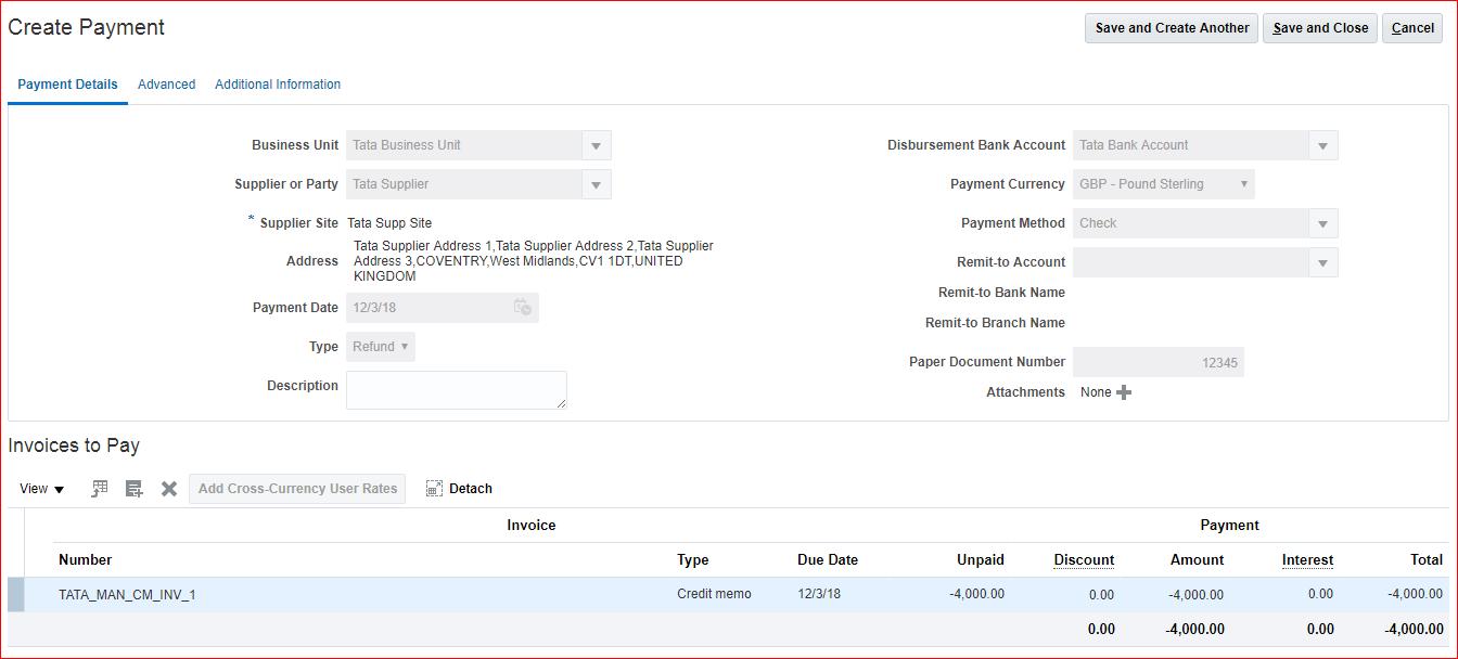 Fusion Accounts Payable – ebsguide